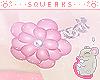 [S] Spring Bracelet Pink