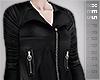 x' Leather Jacket