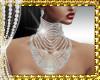 ~D3~SilverDiamond Collar