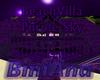BeachVilla Purple Sky