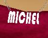 MICHEL NECK SILVER