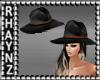 Western Hat *Black
