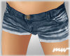 !Short shorts blue 2