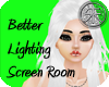 }T{ Screen Room