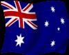 Aussie Flag Medium
