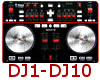 10 DJ SOUND EFFECTS