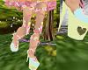 cute Tgirl rose shoes