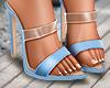 🤍Stylish Blue Heels
