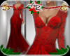 ! Cora Gown Red