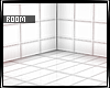 -T- Clean white room