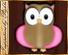 I~P*Owl 3D Art