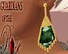 GR Emerald Earings