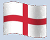 Animated England Flag