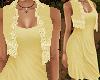 TF* Vest & Dress Yellow