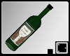 ♠ Tiny Wine Bottle