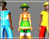 +Square Stilt Dancers+