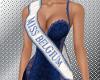 Miss Belgium sash