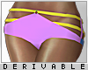 0 | Strap Bikini Bott. 1