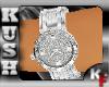$KF$Diamond Watch