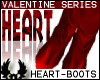 -cp Heart Boots