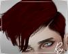 Garnet Fate Hair