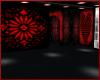 Red Romantic Room
