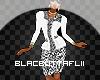 BBF Blk/Wt Church Suit
