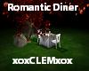 e Romantic Diner