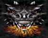 black fire dragon