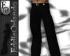 EO Black Dress Pants
