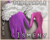 [Is] Fur Gloves Drv V2