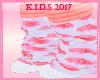 [TK]Warmers Kids Floral