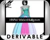 !HWN17 Wicked Ballgown