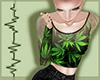 Crop Top ♡ Herb
