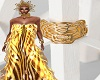 KNZO Golden Gown