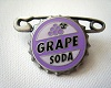 Grape Soda Club Badge
