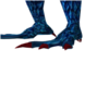 Blue Dragon Feet