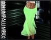Mint Sheer skirt