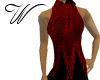 WYLLO Dance-Red Lace