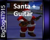 [BD]Santa+Guitar
