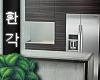 e Concrete kitchen