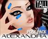 Alexandra Poses [Tall]