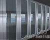 Anim. Glass Door