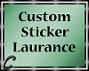 Custom Sticker MLK