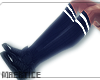 #Fcc|Blk.White Socks