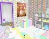 *P*PastelDollHouse Room