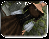 -slov- Elf dress wood