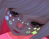 Kids Glow Face Stickers