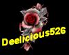 Rose buds upper R