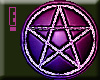 Pretty Purple Pentacle